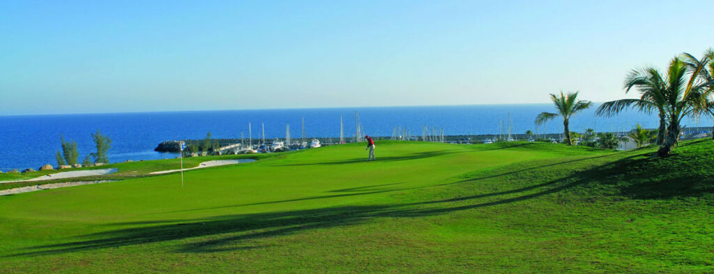Gran Canaria Travel golf
