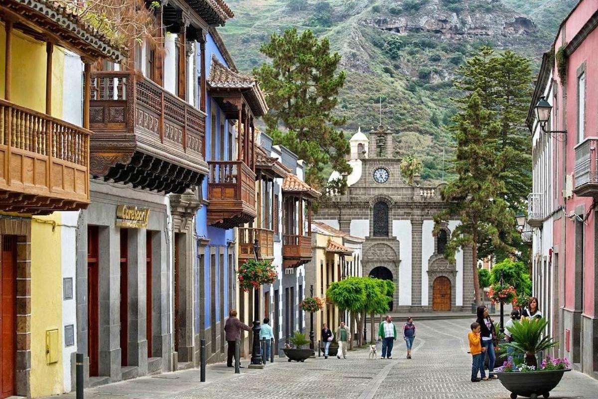 Velký okruh Gran Canaria