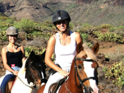 Jazda na koňoch
